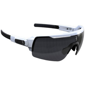 BBB Commander BSG-61 Sport Glasses glossy white